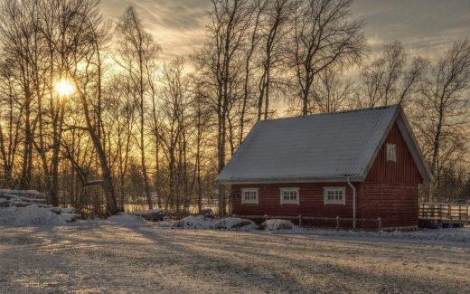 Ferienhaus Norwegen